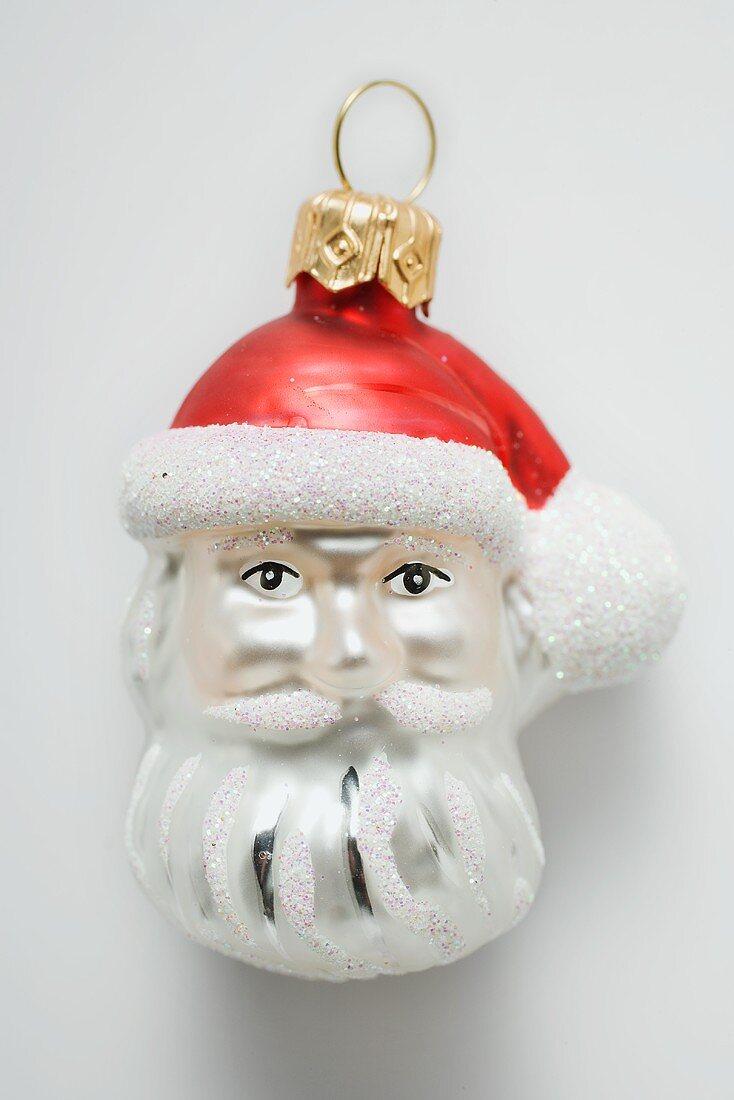 Christmas tree ornament (Father Christmas)