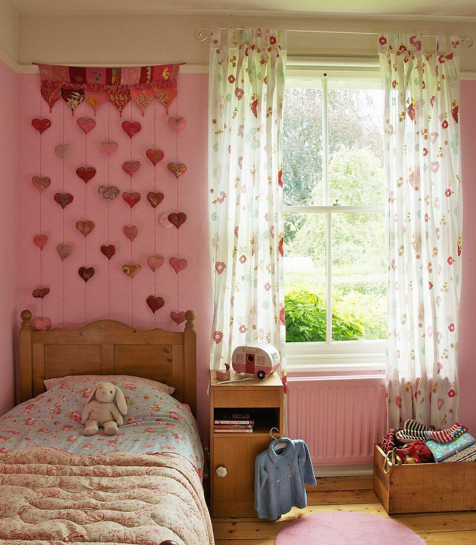 Girl S Bedroom In Romantic Buy Image 11312799 Living4media