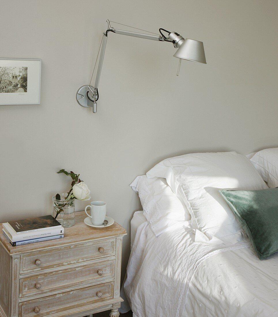 Tolomeo Wall Lamp And Shabby Chic Buy Image 11368465 Living4media
