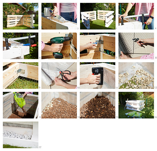 Instructions For Building A Raised Bed Buy Image 13000787