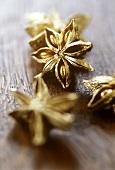 Gilded star anise
