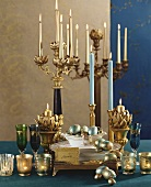 Christmas decorations (Baroque style)