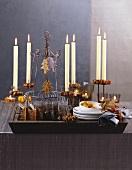Christmas decorations (Scandinavian style)