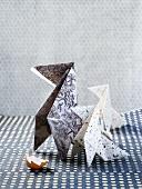 Origami-Vögel
