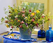 A colourful spring arrangement