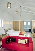 Eine Ein-Zimmer-Wohnung