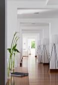 Corridor in Hotel Casa Angelina (Praiano, Italy)