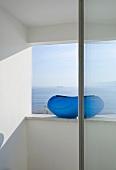 Sea view from hotel room (Casa Angelina, Praiano, Italy)