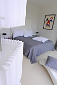 Bedroom in Villa Bamboo, Southern France