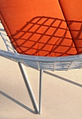 Designer chair (detail)