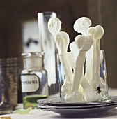 Bones in glass for Harry Potter party