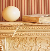 Detail of mantelpiece