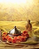 Arrangement for meditation