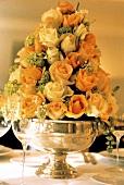 Elegant Rose Arrangement for the Table