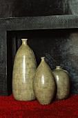 Moroccan floor vases