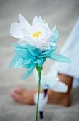 A paper flower