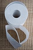 Toilettenpapier (Aufsicht)