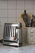 Kitchen gadget and utensils