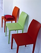 Bunte Air Chairs von Jasper Morrison