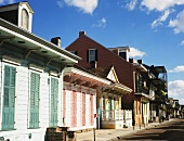 Strasse in New Orleans