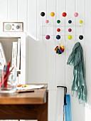 Eames Hang-It-All coat rack