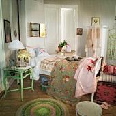 'Vintage look' boudoir