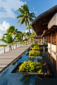 Hotel and Spa Trou Aux Biches in Mauritius
