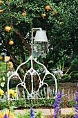 DIY garden lamp