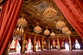Ballroom in the Palais Elysee (Paris, France)