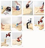 DIY - making a wooden swing