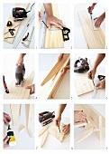 DIY - designing and building a coat rack