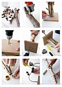 DIY - building a table lamp