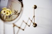 Wall Mounted Cosmetic Mirror