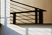 Graphic Shadows from Railing