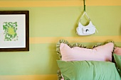 Brightly Colored Girl's Bedroom