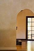 Archway and Door
