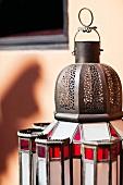 Middle Eastern lantern