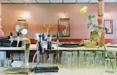 Cafe Bar Area