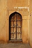 Wooden Door at Safdarjangs Tomb