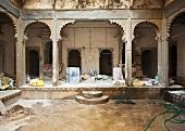 Monsoon Palace Renovations