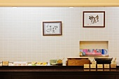 Japanese Breakfast Buffet