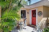 Tropical Home Backdoor