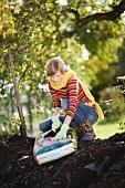 autumnal gardening
