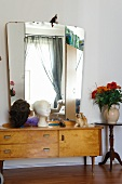 A dressing table from the 1960s