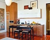 Styled urban kitchen