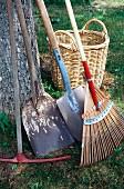 Garden tools, Sweden