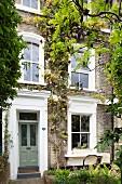 Facade, Ruddy House, London, UK
