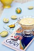 Zitronencreme mit Baiser (Kampanien, Italien)