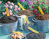 Potting soil overview