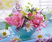 Paeonia (pink peonies)